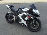 My 2008 Suzuki GSXR-750 is a great purchase, dependable