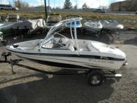 2008 Tahoe Q5 open bow with tower cover v6 energy