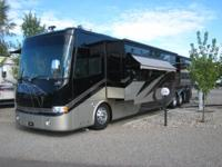RV Type: Class A Year: 2008 Make: Tiffin Model: Allegro