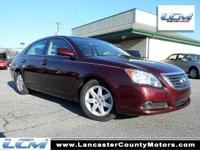 New Price! Clean CARFAX. Avalon XL, Carfax One Owner!,