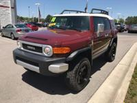 This 2008 Toyota FJ Cruiser is proudly offered by Serra