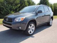 2008 Toyota RAV4 SUV 4WD Our Location is: Cadillac of