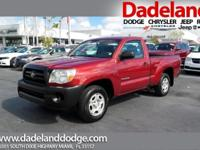 Dadeland Dodge is excited to offer this 2008 Toyota
