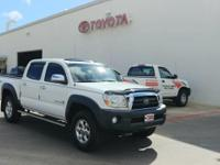 Looking for a clean, well-cared for 2008 Toyota Tacoma?
