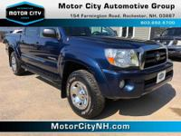 This is one great Toyota Tacoma.  Ready for anything!!