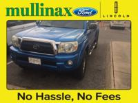 2008 Toyota Tacoma SR5 V6 4x4, Tow Package, AM FM CD,