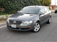 It is a one owner Passat with a clean title, clean