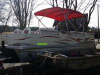 2008 VOYAGER 22 PONTOON FOR SALE!!! Seller Notes: