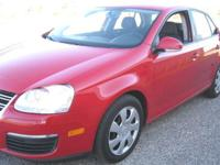 2008 VW Jetta S 4DR SDN Only 88,200 original miles,