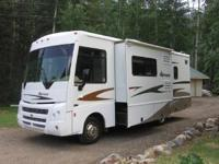 Description Make: Winnebago Mileage: 30,000 miles Year: