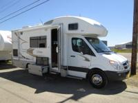 2008 Winnebago View with slideout ... Mercedes diesel