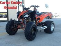 2008 Yamaha Raptor Other ATV Our Location is: Carter