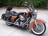 Make: Harley Davidson Model: Other Mileage: 7,739 Mi