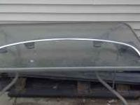 For sale: Chrome bug deflector taken off of a 2009