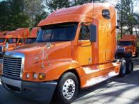 Schneider has over 300 2009-2010 Freightliner Double