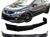 2009-2011 HONDA CIVIC 2 DOOR COUPE MUGEN STYLE FRONT