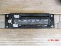Several Ford F150 door and window parts for sale: -A