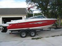 Type of Boat: Open Bow Year: 2009 Make: Monterey Model: