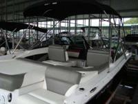 Type of Boat: Deck Boat Year: 2009 Make: Four Winns