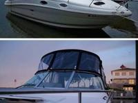 Type of Boat: Express Cruiser Year: 2009 Make: Sea Ray