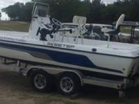 2009 Skeeter ZX24V This boat has actually been fished