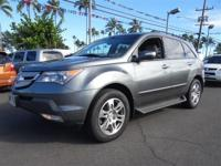 2009 Acura MDX 4dr Four-wheel drive 3.7 L Technology