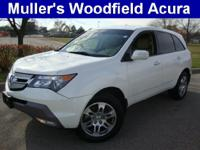 Description 2009 ACURA MDX Multi-Function Steering