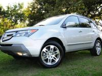 THIS GORGEOUS ACURA MDX TECH Pkg. IS IN ABSOLUTE