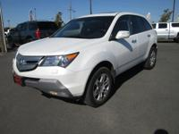 Options:  2009 Acura Mdx Am/Fm Stereo|Adjustable