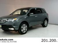 ***CARFAX CERTIFIED WITH SERVICE RECORDS***. MDX 3.7L