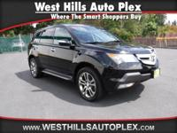 MDX BASE 4D SUV W/TECHNOLOGY  Options:  Navigation