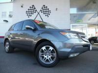 Options:  2009 Acura Mdx Sh-Awd W/Tech W/Res 4Dr Suv