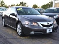 2009 Acura RL 3.7 w/Technology Package10 Speakers,