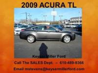 WEEKEND SPECIAL! LIVING IN LUXARY! This 2009 AUCURA TL