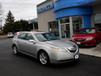 LIKE NEW 2009 ACURA TL WITH NAVIGATION, LEATHER,