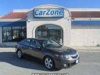 2009 ACURA TSX | Polished Metal Metallic with Black