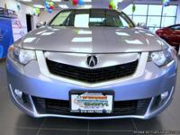 This 1-Owner Acura TSX is spick-and-span! The auto's