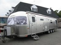Year: 2009 Air Cond.: 15K BTUMake: Airstream Awning: