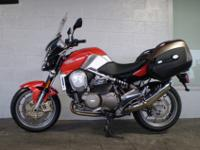 2009 Aprilia Mana 850 Touring. 839cc Liquid cooled