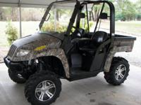 2009 Artic Pet cat Prowler XTX 700 H1 UTV, Wetlands