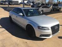 We are excited to offer this 2009 Audi A4. Your buying