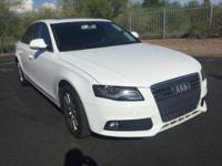 A4 2.0T Premium Plus quattro, 4D Sedan, 6-Speed