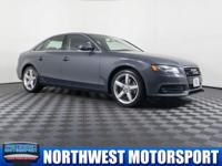 Clean Carfax Two Owner Sedan with Backup Camera!