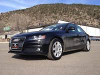 2009 Audi A4 4dr Car 2.0T Prem Our Location is: Bighorn