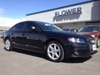 2009 Audi A4 4dr Car 2.0T Prem Our Location is: Flower