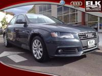 2009 Audi A4 4dr Car Our Location is: Elk Mountain