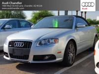 6-Speed Automatic, quattro, Audi Navigation Plus w-iPod