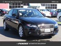 2009 Audi A4 Sedan 2.0T quattro AWD Sedan Our Location