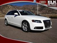 2009 Audi A4 Station Wagon 2.0T Prestige Our Location