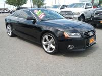 Check out this gently-used 2009 Audi A5 we recently got
